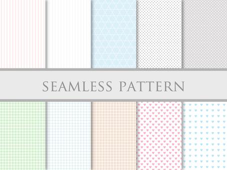 패턴 세트