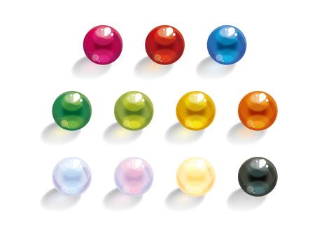 Round jewel
