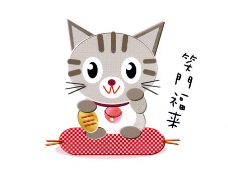 maneki cat (壱)