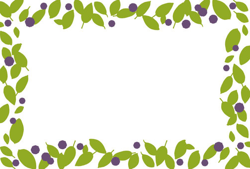 잎의 프레임 2
