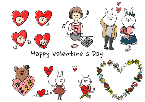 Valentine's Day Cut Collection