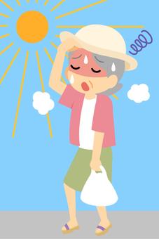 Summer / heatstroke