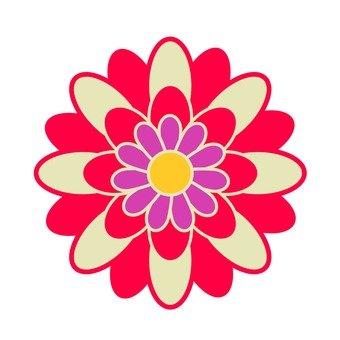 Red flower 11