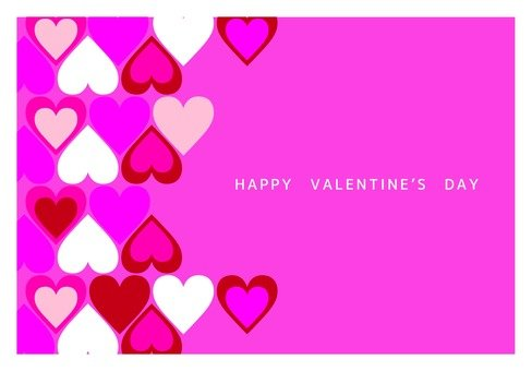 Heart mark card (5)