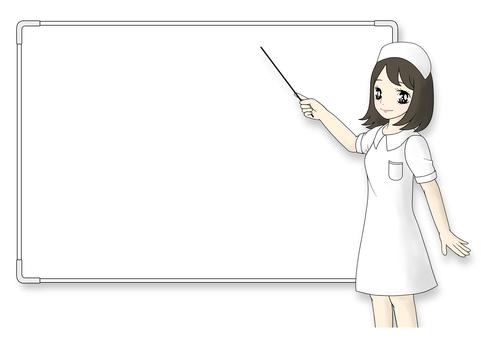 귀여운 간호사 간호사 병원 소식 002
