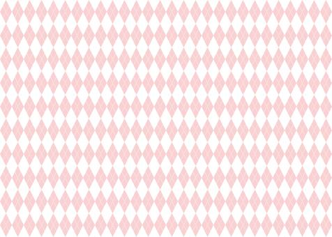 Argyle <Pink>