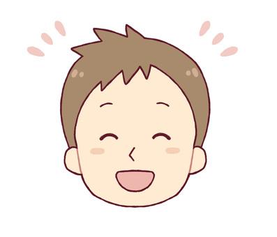 Facial expression - Niccoli (male)