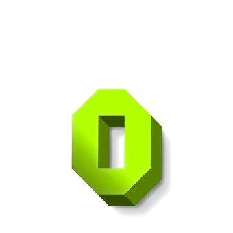 Alphabet (o)