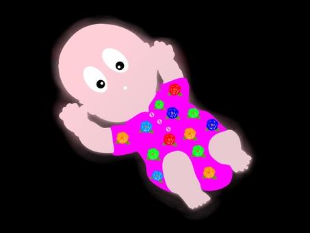 아기 옷 개선했습니다.