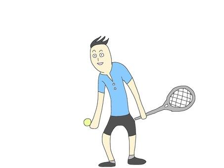 스포츠 테니스