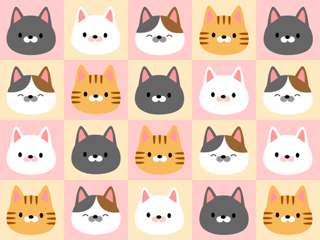A lot of cats 01