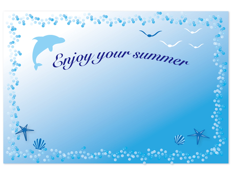 Summer greeting 1