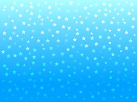 Star pattern background (blue)