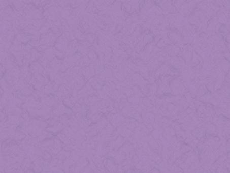 Japanese paper cloud flow purple