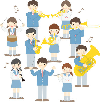 Brass band club