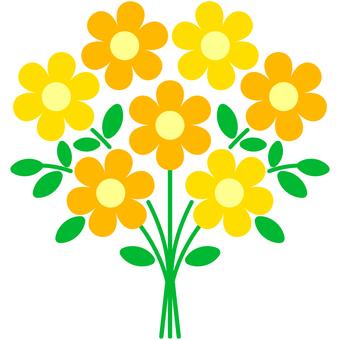花束(黃色)
