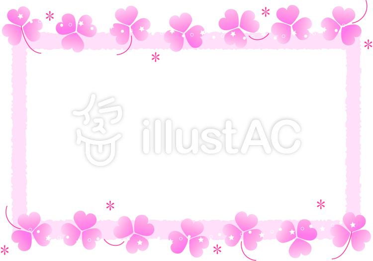 春のフレームイラスト No 350137無料イラストならイラストac