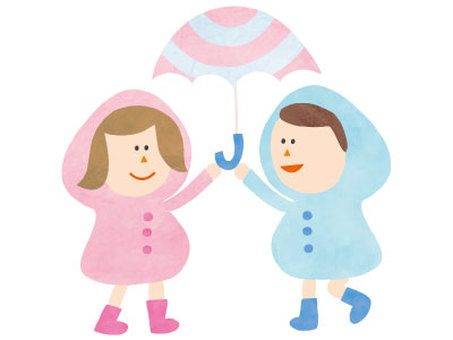 Raincoat kids 04