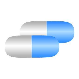 Capsule (Blue)