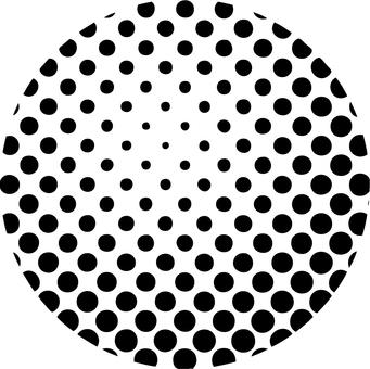 Dot pattern 11