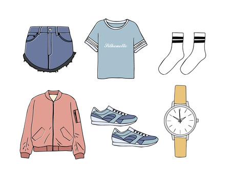 봄 패션 아이템 03