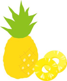 Plant pineapple 2