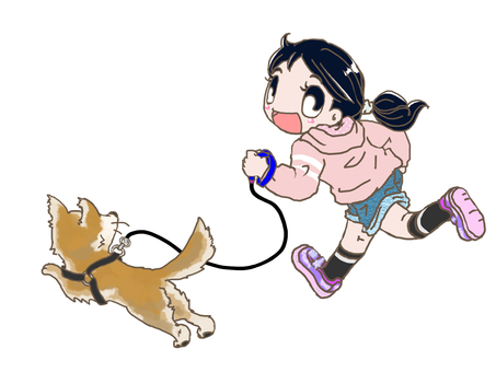 Dog-walking
