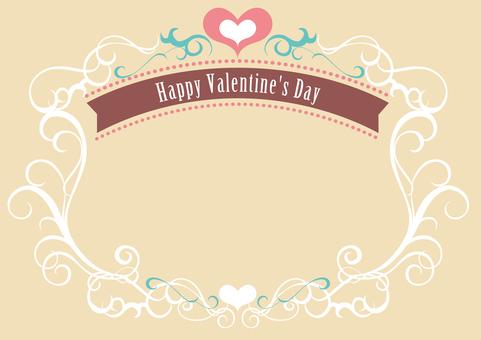 Valentine's frame 3