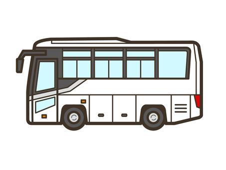 Sightseeing bus_Highway bus 1