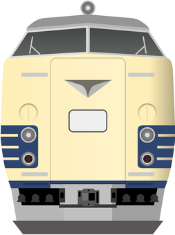 583 series tram