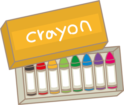 Crayon boxed