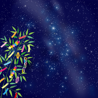 Tanabata Milky Way