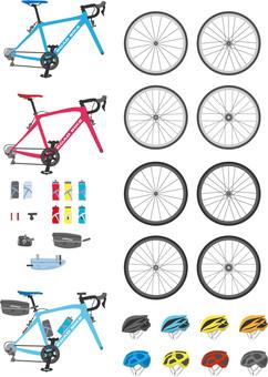 Road bike supplies