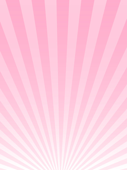Pink color radiation background material Portrait orientation