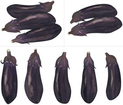 Eggplant (black) / Vegetable