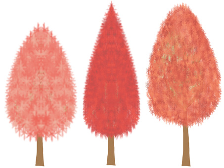 Tree (red)