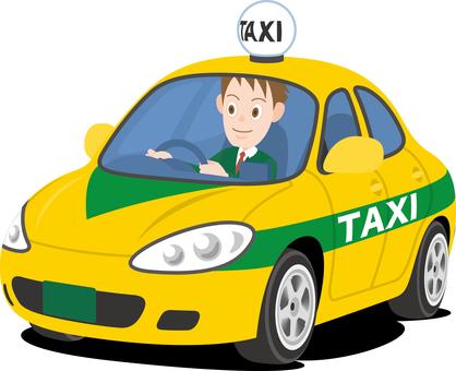 택시 택시 운전사 운전사