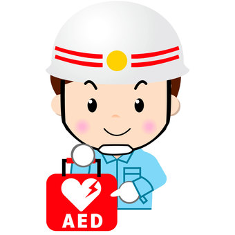 Rescue doctor _ upper body (AED)