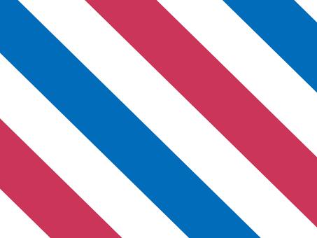 Texture diagonal stripe red blue 1