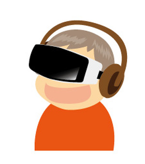 VR boy to experience - O & amp; B