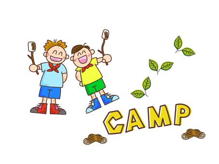 CAMP子供