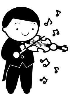 바이올린 1c