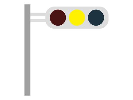 Yellow signal 3