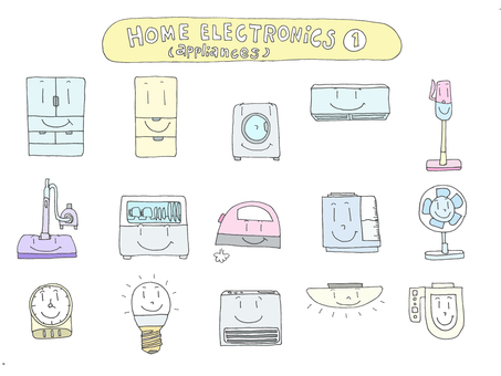 Smile appliances ① Color