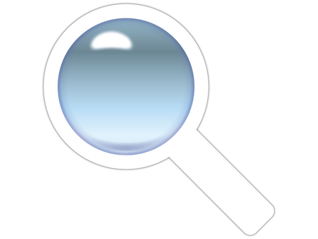 Lens / magnifying glass 12