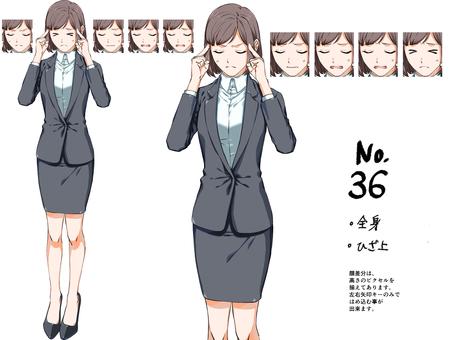 OL山田さん36