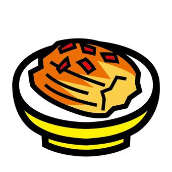 절임도 아이콘 김치 고추 발효 음식