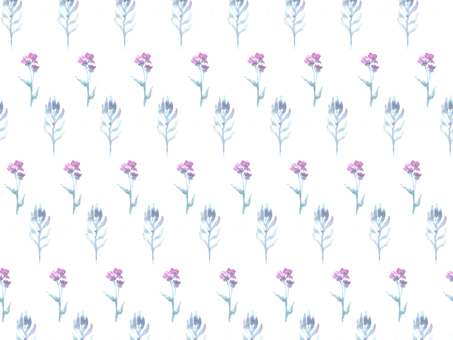 "Background pattern ""plant"""