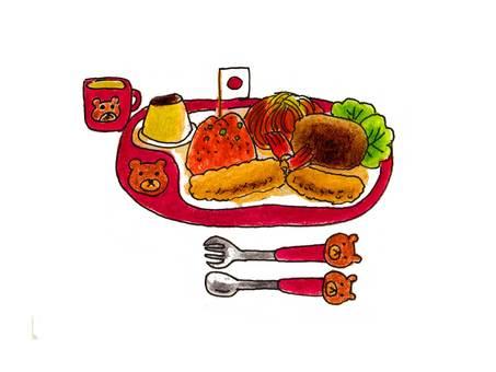 Children's lunch
