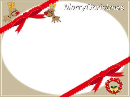 Christmas frame 3